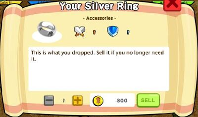 Your Silver Ring Text