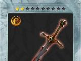 Vampiric Sword