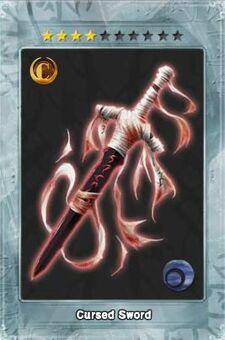 Cursed Sword New