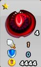 Death's Eye Icon