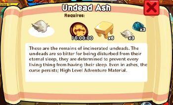 Undead Ash