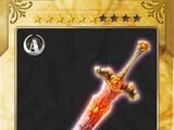 Demon Stone Infused Blade