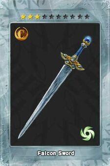 Falcon Sword New