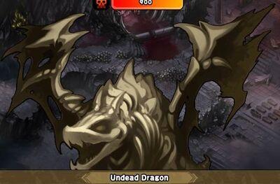 Undead Dragon Profile