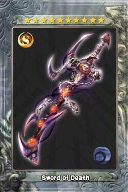 Sword of Death New
