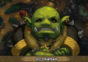 Orc Chieftain Profile