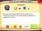 Head of Grievance
