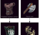 Barbarian chief armor