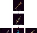 Healer's staff