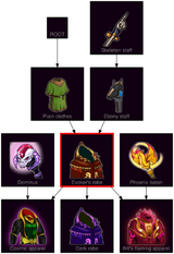 ResearchTree Evokers robe