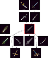 ResearchTree Long sword