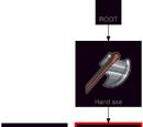 Stone axe