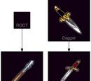 Pirate axe