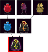 ResearchTree Reign coat