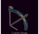 Ebony bow