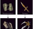Gladiator's vambrace