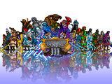 Swords and Sandals III: Solo Ultratus
