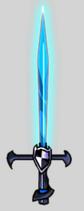 MiniFighters Belgrave sword