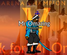 Mr.Omazing