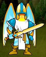 Sandalphon SaSCrusader