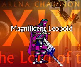 Magnificent-leopold