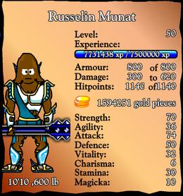Russeli-stats