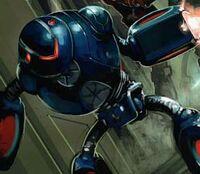 LV8-series guard droid
