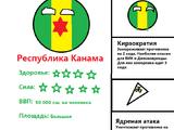 Карточки стран Кирзика