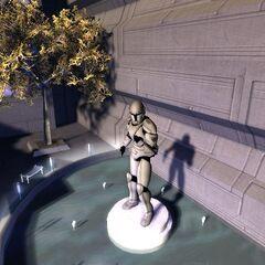 Bakura build 4 statue