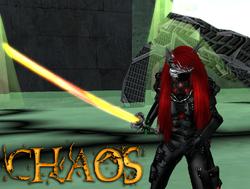 Chaos promo battle armor