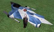 Rhaaka's Starfighter