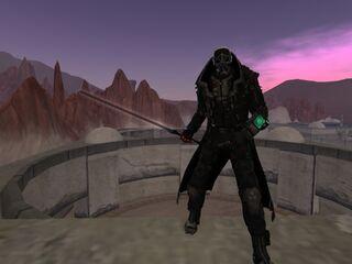 Blackwing saber 001
