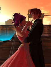 Salene and Flint wedding