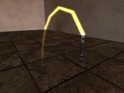 My frist Whip Laser