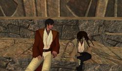 Caronte y Master Kerman