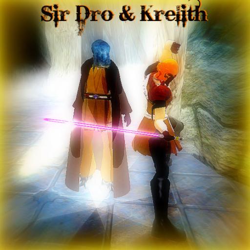 Sir Dro and Krelith