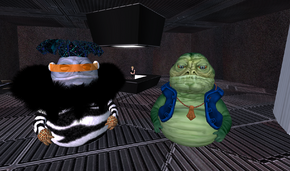 Jengaz and Gappa the Hutts