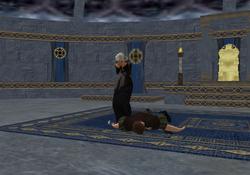Ueroma Mourning Endimi