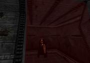 Dark Marta in Prison on Yavin IV