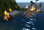 Zonama Sekot destroyed docks