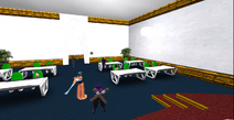 Jedi Class on Tython led by Jedi Knight Nyx