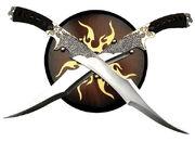 Jarkai Dueling Swords