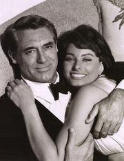 Cary-Grant-and-Sofia-Loren