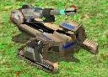 Dissuader-Class Artillery Platform