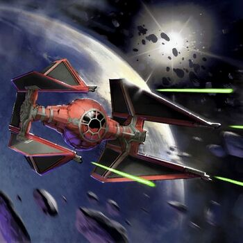 Royal TIE Interceptor
