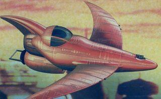 Talon I Combat Cloud Car