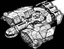 Corellian YU-410 Light Freighter