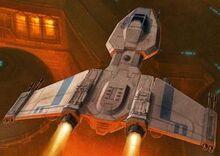 I4 Ionizer Starfighter