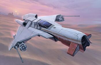 Kihraxz Assault Fighter
