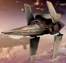 V-Wing Starfighter